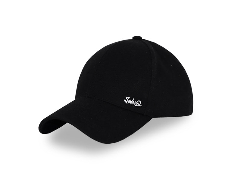 [Sebs.] QLINE MINI LOGO BLACK